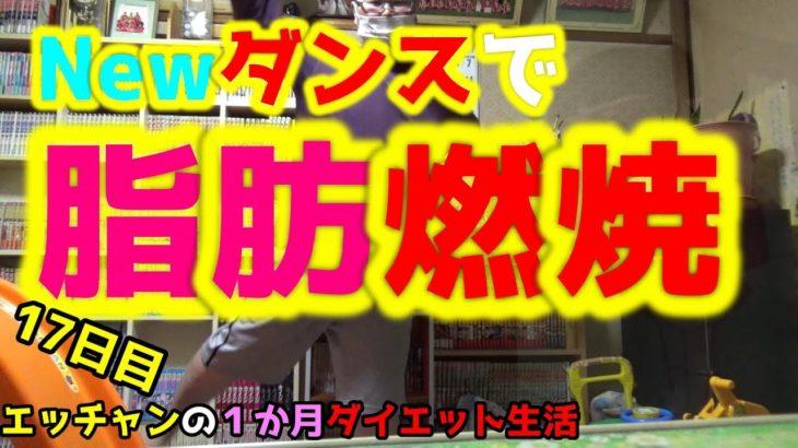 エッチャンの1か月ダイエット生活17日目docotube108