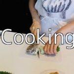 【料理】簡単ひとりランチ_火を使わないでダイエットうどん。