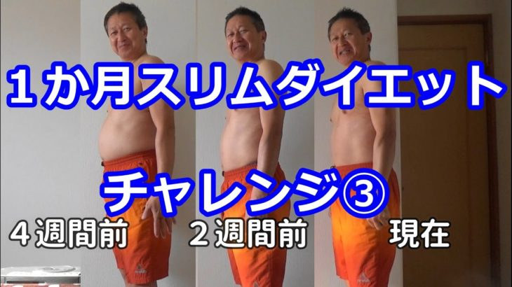 1か月スリムダイエットチャレンジ4週間後-11cmでズボンがぶかぶかに!